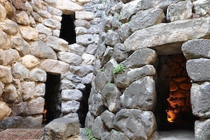 Barumini Unesco Site and Giara of Gesturi Tour from Cagliari