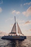 Show item 8 of 8. Sunset Cruise & Seaside Dinner