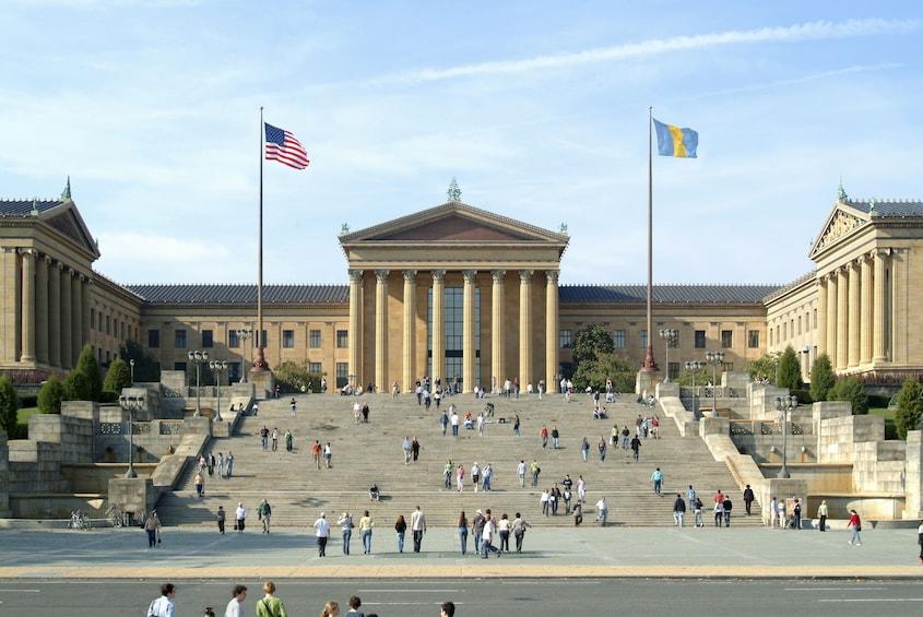 Show item 1 of 9. Philadelphia Museum of Art
