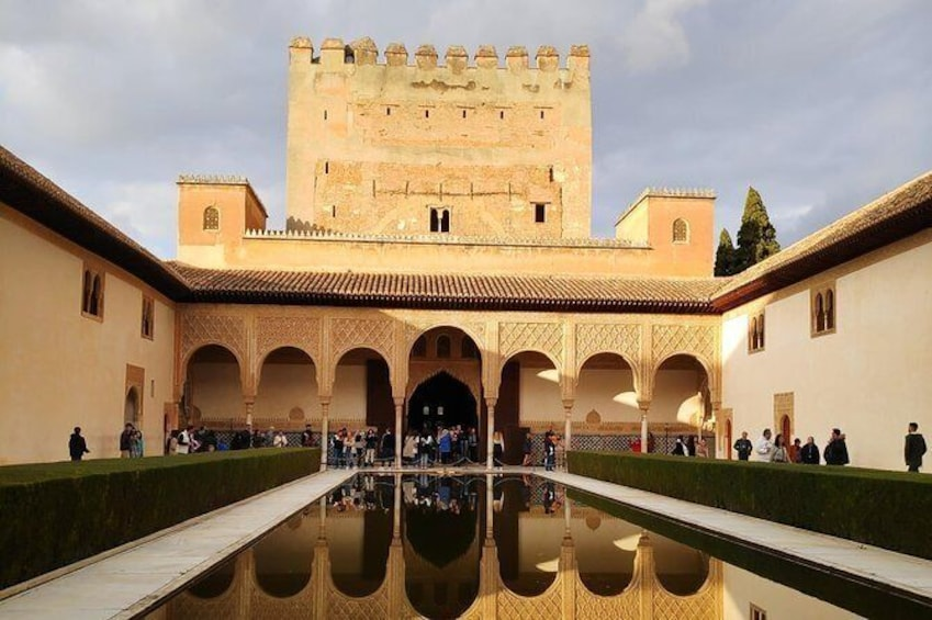 Show item 3 of 7. Excursion to Granada with guided visit to the Alhambra from Almería