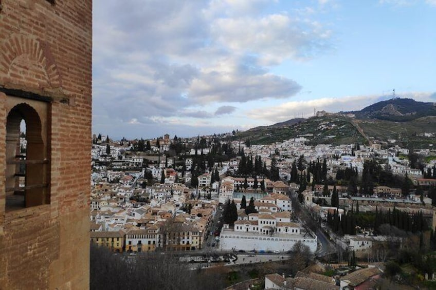 Show item 2 of 7. Excursion to Granada with guided visit to the Alhambra from Almería