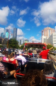 Hop-On Hop-Off The Official Houston's City Tour