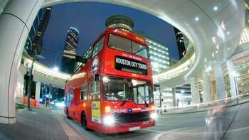 Tour oficial de la ciudad de Houston en turibús