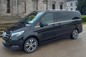 Lough Rynn Castle Estate to Dublin Airport or City Private Chauffeur Transf...