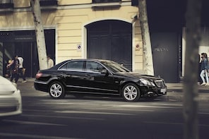 Cambridge to London Airport Private Transfer by Business Car