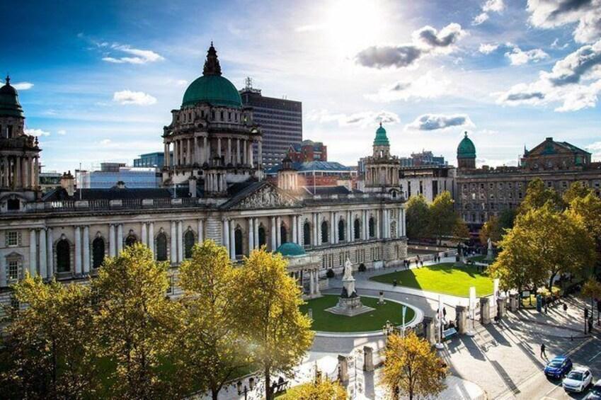 Show item 4 of 5. Private Transfer from Sligo to Belfast Airport (BFS)