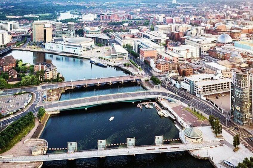Show item 2 of 5. Private Transfer from Sligo to Belfast Airport (BFS)