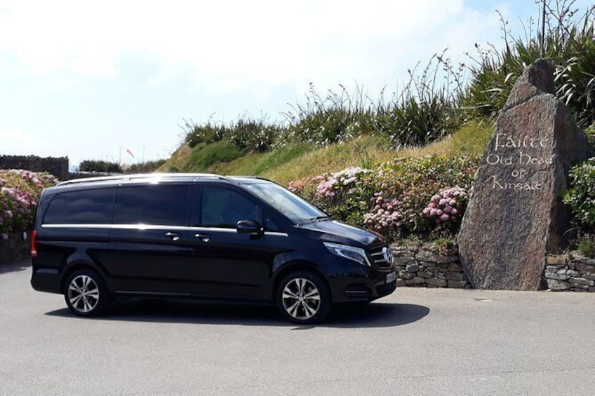 Show item 2 of 16. Lough Rynn Castle Estate to Shannon Airport Private Chauffeur Transfer
