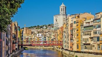 "Girona am Vormittag: ""Game of Thrones""-Stadt"