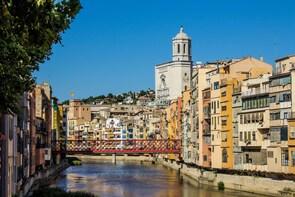 Girona am Vormittag & Barcelonas künstlerische Höhepunkte am Nachmittag – G...