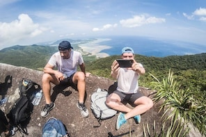 Adventure in Ishigaki with Stand Up Paddle and Mountain Hike