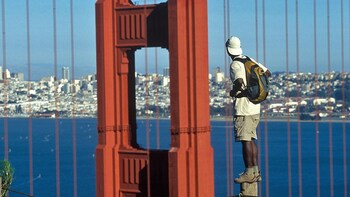 Sausalito to Golden Gate Bridge Overlook Walking Tour