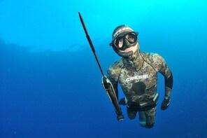 Zanzibar Spearfishig in Nungwi Reef: Departure from Matemwe