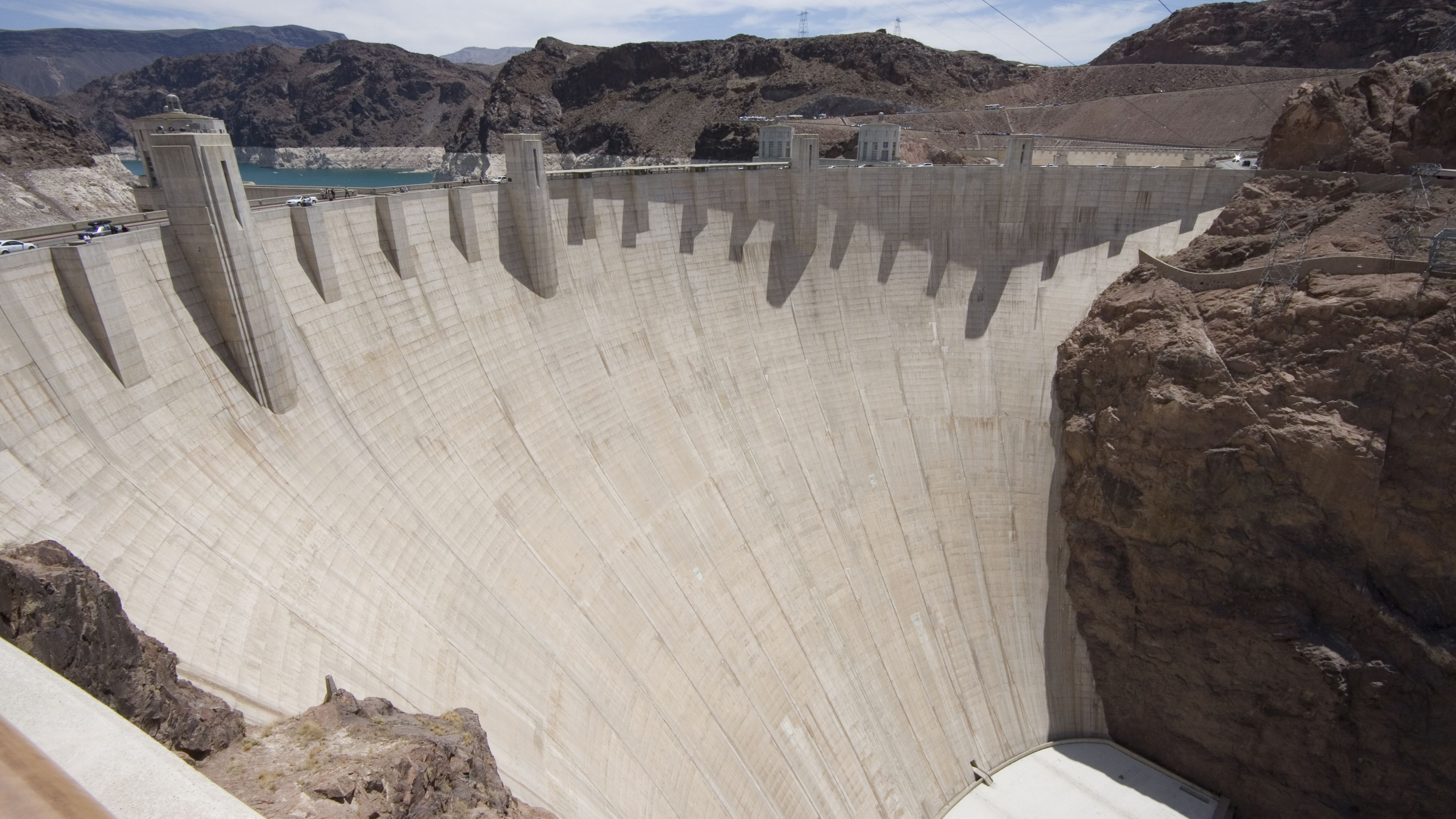 Colorado side of the Hoover Dam