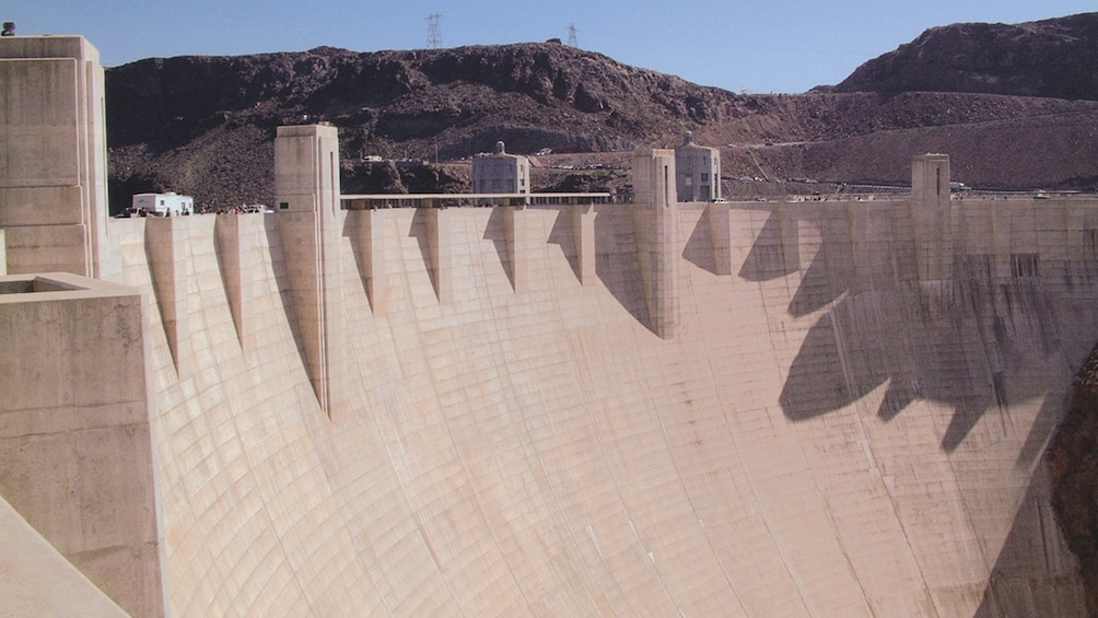 Show item 3 of 7. Hoover Dam