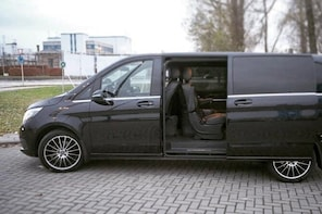 Ghent - London Shuttle Transfer (1 to 8 Seats)