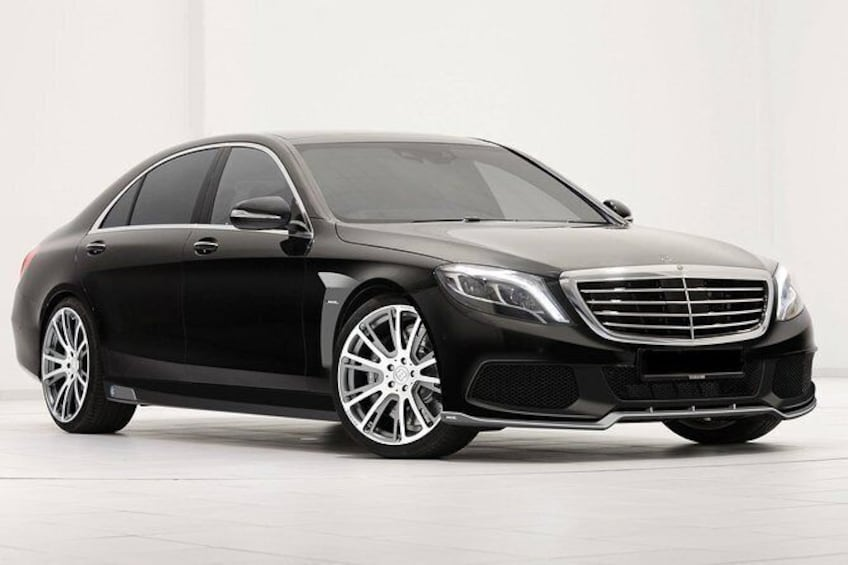 Show item 10 of 10. Luxury Car Mercedes S Class
