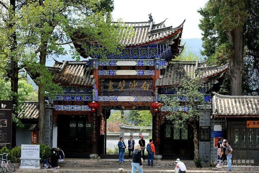 Private Day Tour Jade Dragon Snow Mountain and Baisha Village from Lijiang