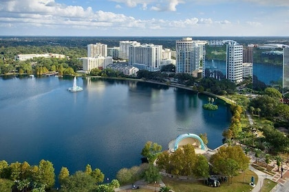 Private Transfer from Saint Simons Island to Orlando (MCO) Airport