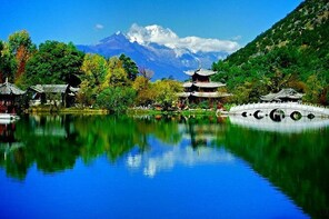 Flexible Lijiang City Highlights Private Day Tour with Lunch