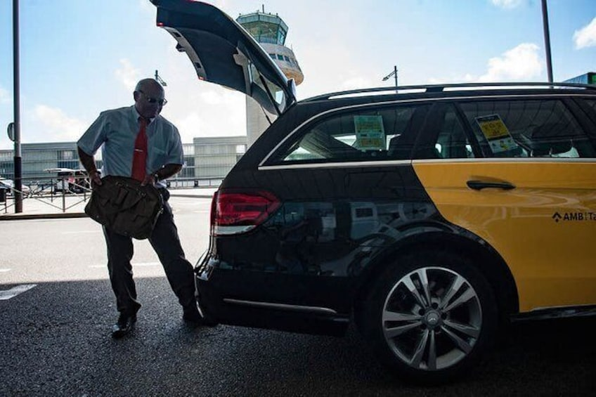 Show item 3 of 10. Private Transfer from Els Poblets to Alicante–Elche (ALC) Airport