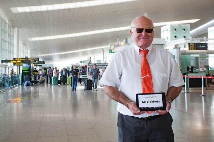Show item 10 of 10. Private Transfer from Els Poblets to Alicante–Elche (ALC) Airport