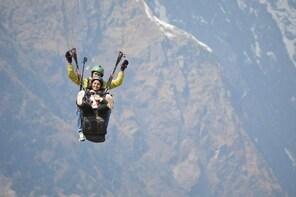 Paragliding In Dehradun