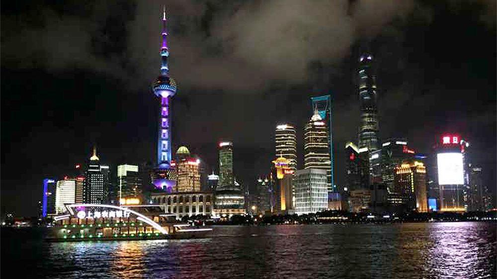 Small Group Night Cruise on Huangpu River
