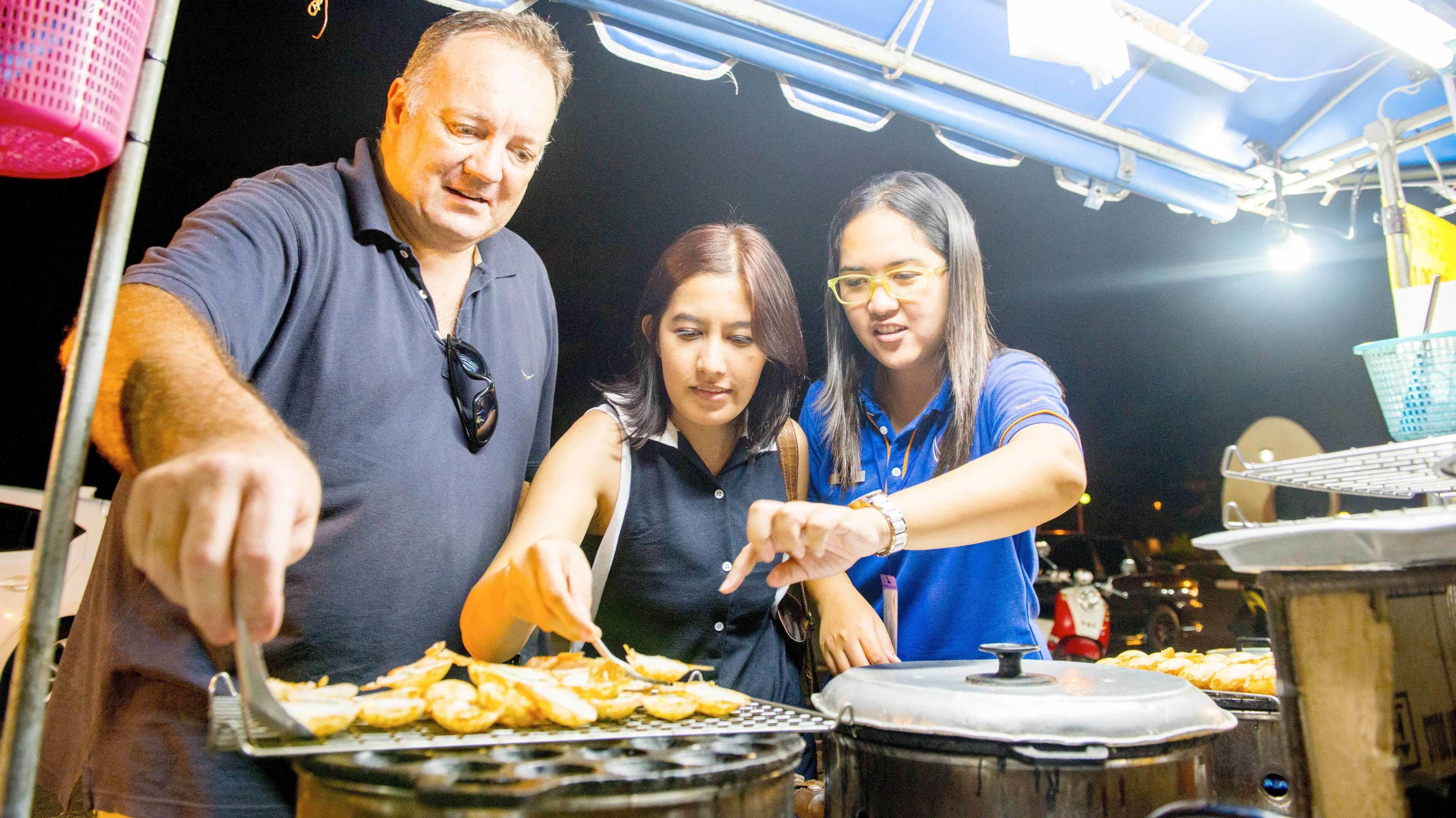 Phuket Street Food Walking Tour
