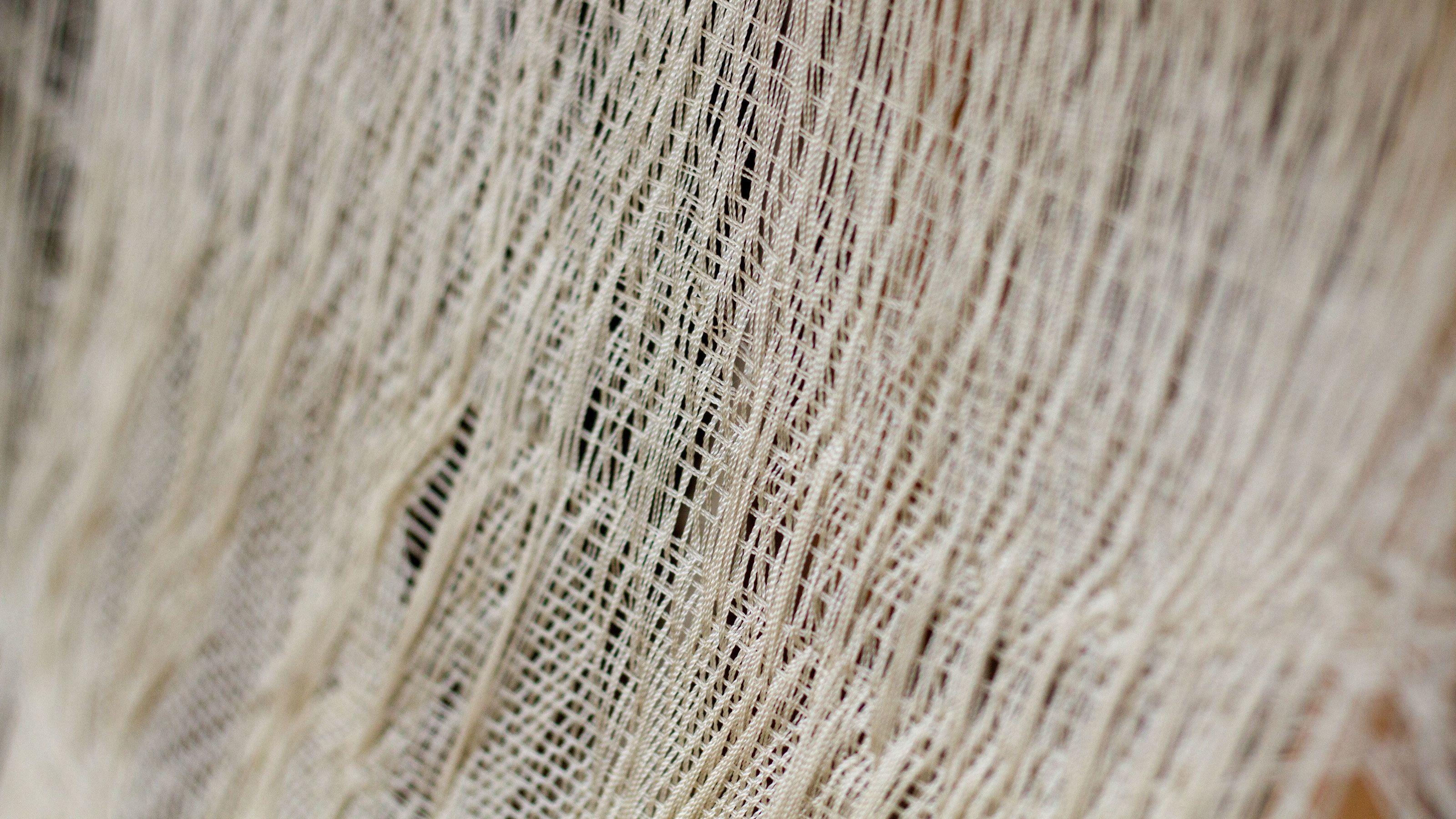 woven fabrics on the Mekong Delta Le Jarai Cruise in Vietnam