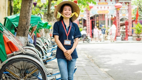 cycle cab guide in Vietnam
