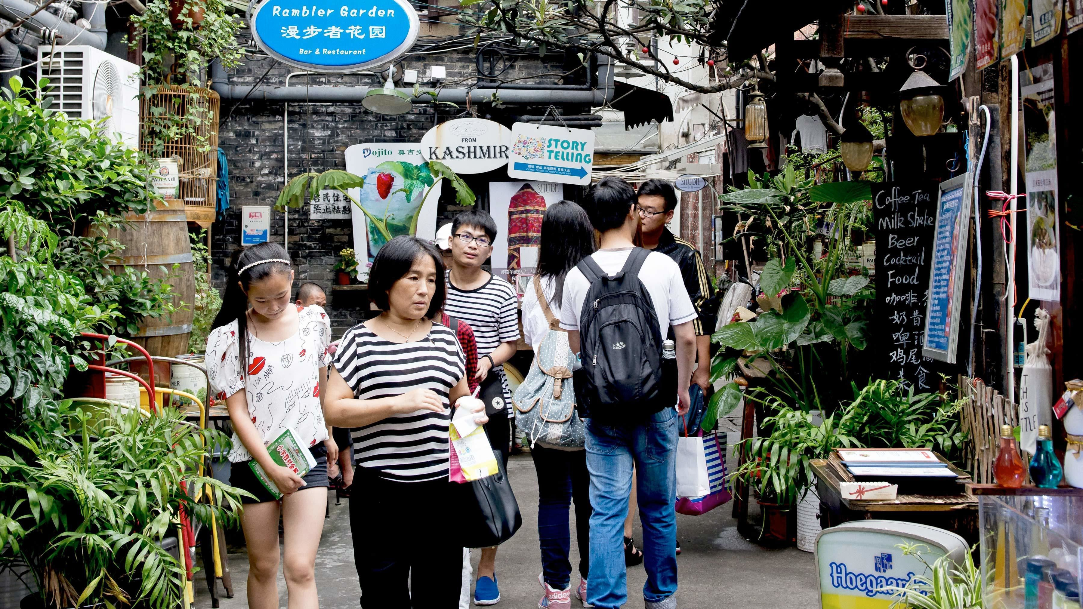 Shanghai French Concession Morning Walk Private tour