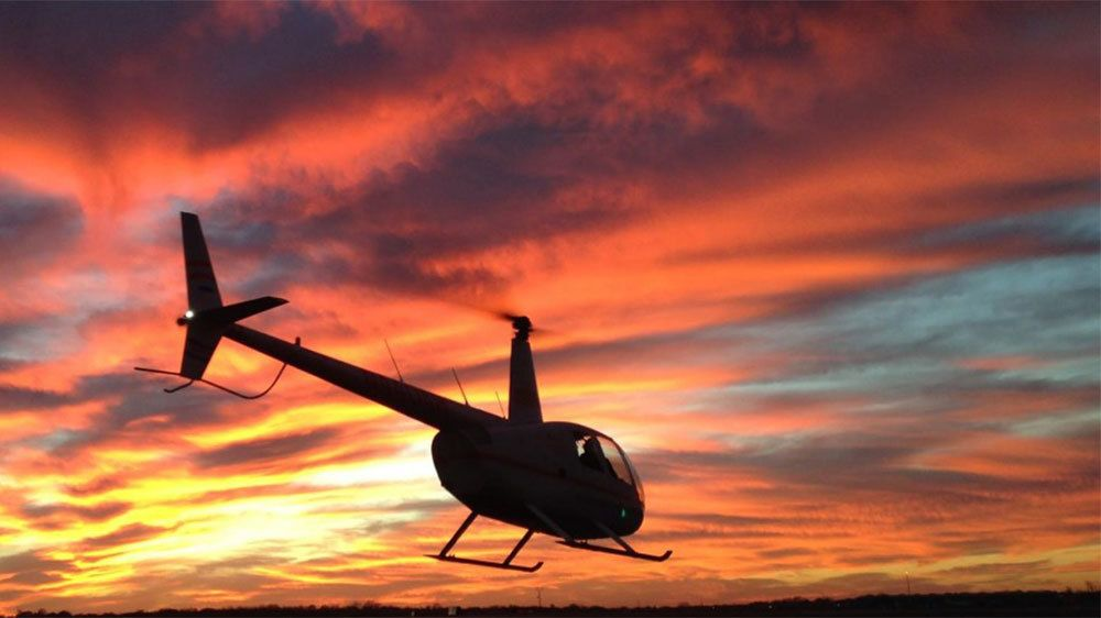 Hill Country Helicopter Tour