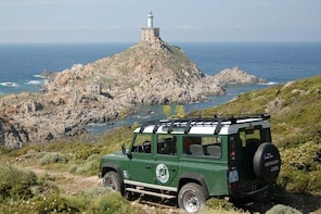 ASINARA ISLAND TOUR - Full Day (Off Road Tour in the National Park)
