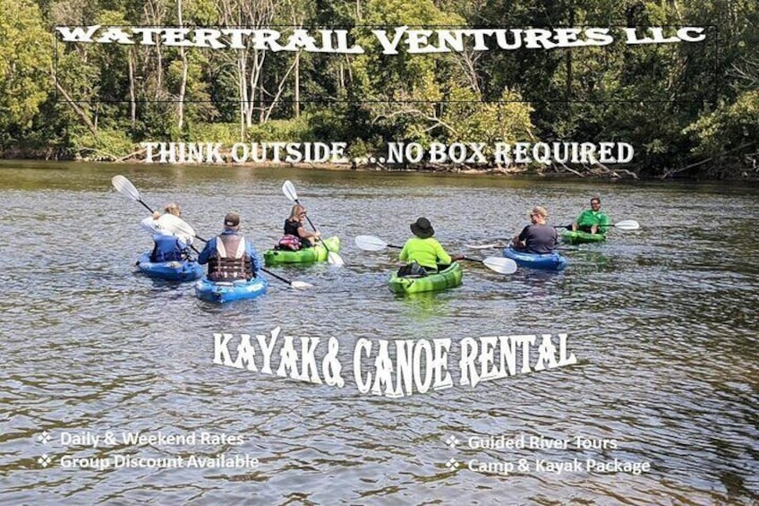 Kayak & Canoe Rentals