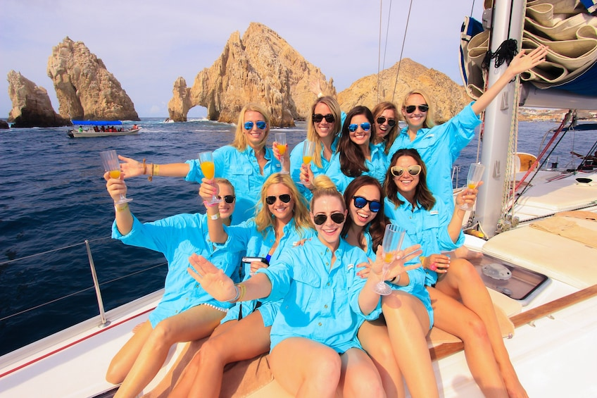 Show item 3 of 8. Luxury Sailing on the Sea of Cortez