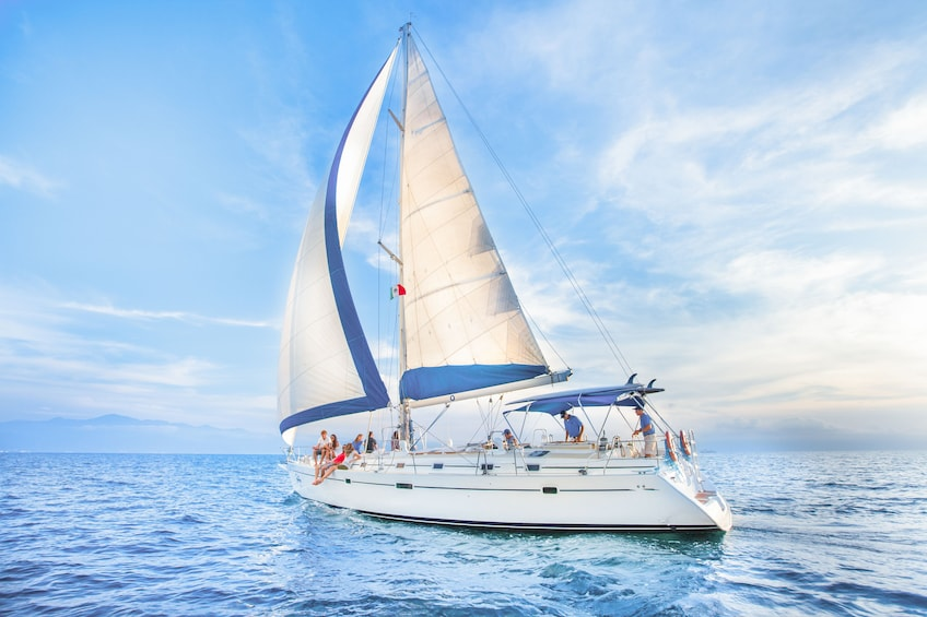 Show item 2 of 10. Luxury Sailing on the Sea of Cortez