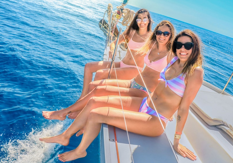 Show item 3 of 10. Luxury Sailing on the Sea of Cortez