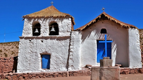 Small Cathedral in San Pedro de Atacama
