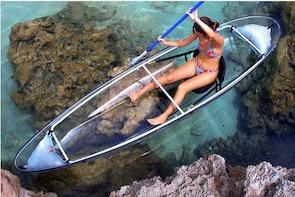 Moreton Island Full-Day Snorkel, Kayak & Sand-toboggan Tour