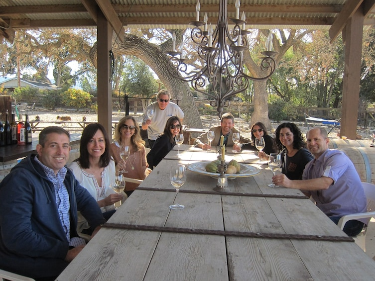 Private Full Day Boutique Winery Tour with Lunch