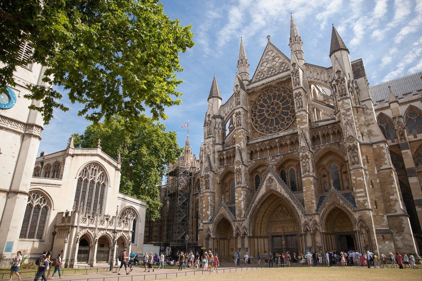 Führung durch die Westminster Abbey und Wachablösung