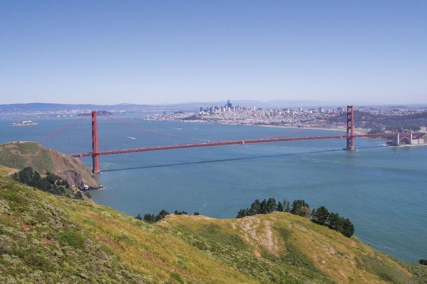 Muir Woods & Sausalito Tour - Including Golden Gate Bridge