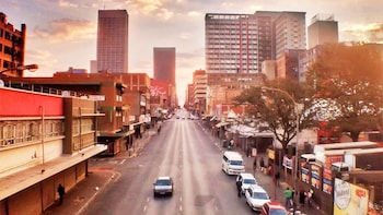 Private Johannesburg City Tour