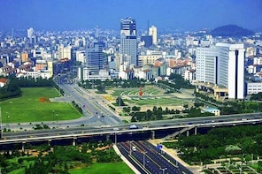 Private Transfer from Wuxi or Sunan Shuofang Int'l Airport to Jiangyin City