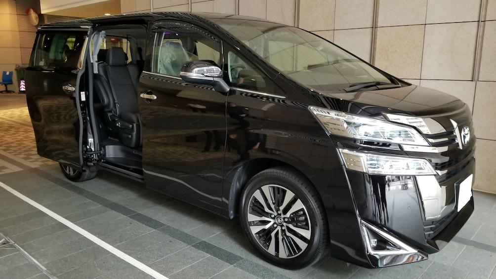 Private Minivan: Kai Tak Cruise Terminal
