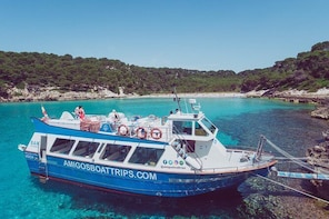 Discovery Tour | 4 hours boat trip with 1 hour stop and waterslides