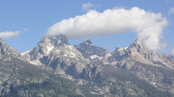Self-Guided Tour of Grand Teton from Gardiner
