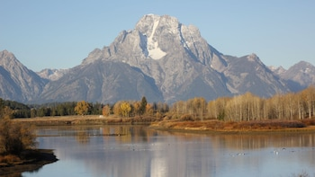 Self-Guided Tour of Grand Teton from Cooke City