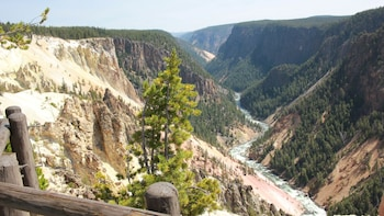 Self-Guided Tour of Yellowstone Upper Loop from West Yellowstone